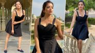 Monalisa Hot Photos: ब्लैक ब्यूटी स्टाइल में डॉल की तरह सजी भोजपुरी एक्ट्रेस मोनालिसा, देखें ये दिलकश तस्वीरें