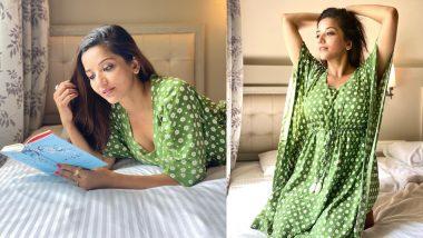 Monalisa Hot Photos: भोजपुरी हिरोइन मोनालिसा ने हॉट अंदाज में बुक पढ़ते हुए फोटो की शेयर, Viral हुआ कातिलाना लुक