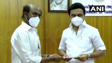 Rajinikanth Donates for COVID-19 Relief Fund: रजनीकांत नेकोविड-19 राहत कोष में दिया 50 लाख रूपए का दान