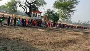 Uttar Pradesh: Women in UP village worship 'Coroner Mai' to remove COPID-19