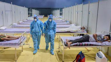 COVID-19: रूस में कोविड-19 के नए 14,000 से ज्यादा मामले