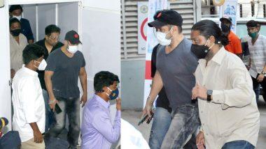 Salman Khan ने लगवाई कोरोना वैक्सीन की दूसरी डोज, भाई सोहेल खान भी पहुंचे वैक्सीनेशन सेंटर