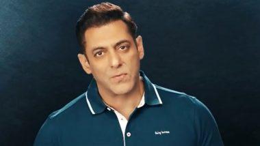 Salman Khan ने फैंस को किया आगाह, कहा- पायरेसी के जरिए ना देखें राधे, साइबर सेल लेगी एक्शन