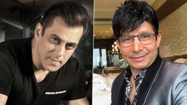 Radhe Review नहीं बल्कि इसलिए Salman Khan ने KRK के खिलाफ दर्ज कराया मामला, भाईजान की लीगल टीम ने बताई सच्चाई
