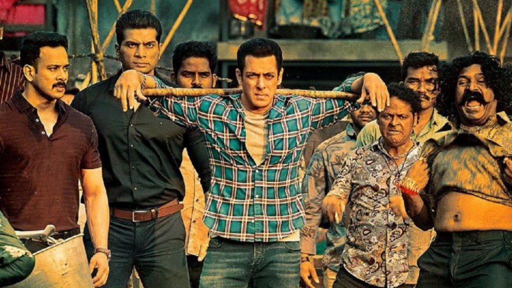 सलमान खान की फिल्म 'राधे' को देखने इंटरनेट पर मचा हडकंप, जी5 एप हुआ क्रैश