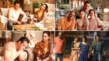 Radhe Movie Unseen Photos: Salman Khan की फिल्म की ये अनदेखी तस्वीरें हुईं लीक, ऐसा था राधेका परिवार
