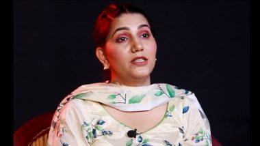 Sapna Choudhary ने Video शेयर कर सुनाई दर्दभरी कहानी, कहा- लोग गंदे कमेंट्स करते थे