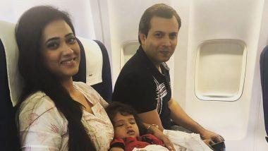 Shweta Tiwari पर भड़के पति Abhinav Kohli, कहा- 4 साल के बेटे को अकेला छोड़कर विदेश चली गई, देखें Video