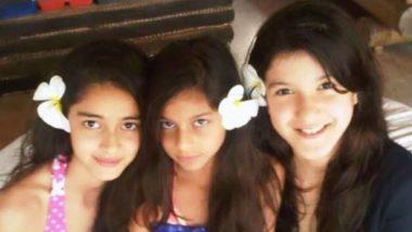 Happy Birthday Suhana Khan: सुहाना खान के साथ शनाया कपूर ने शेयर किया बचपन का मजेदार Video, क्यूट स्टाइल में करते दिखे डांस