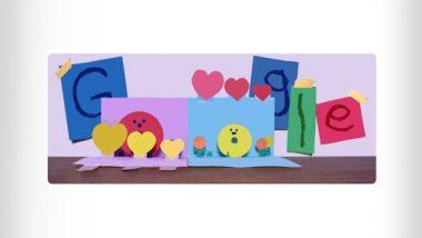 Mother's Day 2021 Google Doodle: मदर्स डे पर गूगल ने शानदार पॉप अप डूडल बनाकर कर दुनिया भर की मांओं को किया विश