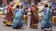 इन महिलाओं ने 'पिया तू अब तो आजा' गाने पर सड़क पर लगाए जबरदस्त ठुमके, वीडियो वायरल