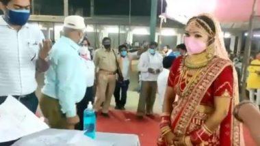 UP Panchayat Election Results 2021: चुनाव जीतने की खुशी में महिला ने रोकी शादी, उसके बाद जो हुआ...देखें वीडियो