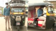 कलबुर्गी के ये ऑटो रिक्शा चालक कोविड मरीजों को दे रहे हैं मुफ्त एम्बुलेंस सेवा, देखें तस्वीरें