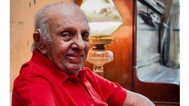 पद्मश्री पुरस्कार से सम्मानित म्यूजिक कंपोजर Vanraj Bhatia का हुआ निधन