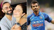 Virat Kohli-Anushka Sharma की कोरोना मरीजों के लिए आर्थिक जंग में Yuzvendra Chahal ने दान किये इतने रूपए