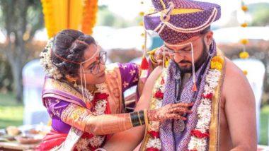अनोखी शादी! मंडप में जब दुल्हन ने अपने दूल्हे को पहनाया मंगलसूत्र, समारोह में शामिल लोगों के उड़े होश (See Viral Pics)