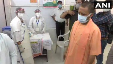 Uttar Pradesh: सीएम योगी की कारगर रणनीति से कोरोना संक्रमण के रफ्तार पर लग रहा ब्रेक, चरणबद्ध तरीके से किया गया काम