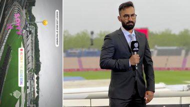 ICC WTC Final Day 4: क्रिकेट फैंस के लिए बुरी खबर, Dinesh Karthik ने Southampton से तस्वीर शेयर कर बताया आज कैसा रहेगा वहां का हाल