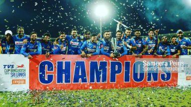 IND vs SL: श्रीलंका दौरे से पहले टीम इंडिया के लिए खुशखबरी, मेजबान टीम का यह बल्लेबाज वनडे सीरीज से हुआ बाहर