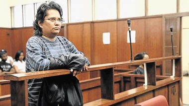 Mahatma Gandhi's granddaughter jailed for seven years in South Africa for cheating