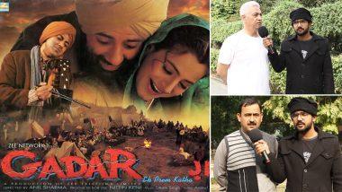 Gadar फिल्म में पाकिस्तान के अंदर घुसकर अपनी पत्नी को लाने वाले Sunny Deol के बारे में ऐसी है पाकिस्तानियों की राय (Video)