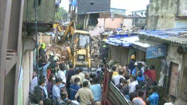 Mumbai Building Collapse: मलाड में इमारत ढहने से 11 लोगों की मौत और 7 घायल, मंत्री ने बारिश को ठहराया जिम्मेदार