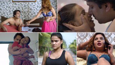 ULLU XXX Web Series Video: नौकरानी का गलत फायदा उठाकर शख्स ने किया गंदा काम, अकेले में देखें ये बोल्ड वीडियो
