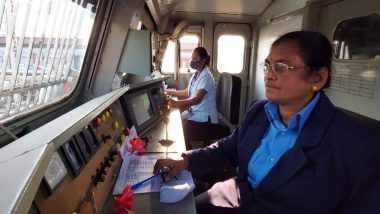 Story of passion: Surekha Yadav, India's first woman train driver