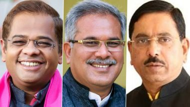 Chhattisgarh: People want to know why BJP Coal Minister Prahlad Joshi is openly praising CM Bhupesh Baghel