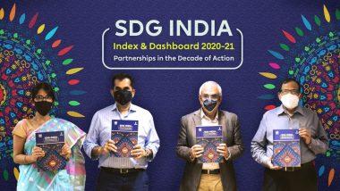SDG India Index 2020-21: Kerala tops in NITI Aayog's SDG India Index 2020-21, Bihar's worst performance