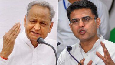 राजस्थान कांग्रेस में फिर मचेगा घमासान? सचिन पायलट बोले- पद नहीं तो कार्यकर्ताओं को कम से कम सम्मान दो