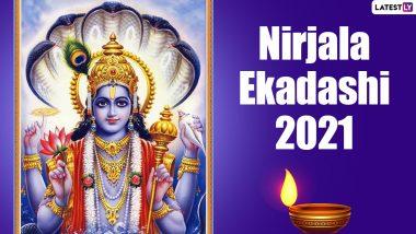 Nirjala Ekadashi 2021: कब है निर्जला एकादशी? जानें व्रत के कठोर नियम, महत्व, पूजा-विधि, एवं मुहूर्त! यह व्रत करनेसे मिलता है मोक्ष!