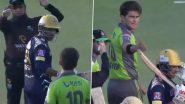 PSL 2021: शाहीन शाह अफरीदी की खतरनाक गेंद सिर पर लगने से बीच मैदान में आग बबूला हुए सरफराज अहमद, देखें वीडियो