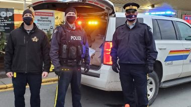 Driver trampled on family, four killed: Canadian police