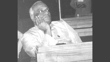 भारत के पूर्व राष्ट्रपति वी.वी. गिरी की पुण्यतिथि आज