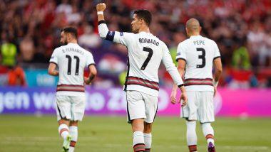 UEFA Euro Cup 2020: क्रिस्टियानो रोनाल्डो ने बनाया वर्ल्ड रिकॉर्ड, पुर्तगाल को दिलाई शानदार जीत