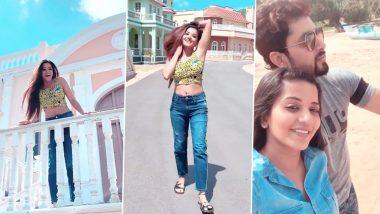 Monalisa New Video: भोजपुरी एक्ट्रेस मोनालिसा पति विक्रांत को कर हैं बेहद मिस, याद में बनाया वीडियो