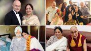 Happy Birthday Kirron Kher: किरण खेर के जन्मदिन पर अनुपम खेर ने ये स्पेशल फोटोज पोस्ट कर दी बधाई (See Pics)