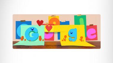 Father's Day 2021 Google Doodle: फ़ादर्स डे पर गूगल ने शानदार पॉप-अप कार्ड डूडल बनाकर किया सेलिब्रेट