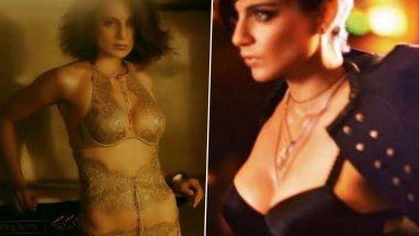 Kangana Ranaut ने खुद को 'संघी महिला' बताकर पोस्ट की बेहद Bold Photos