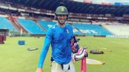 PSL 2021: अफ्रीकी बल्लेबाज Faf du Plessis पीएसएल के बाकी मैचों से हुए बाहर