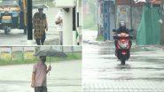 Kerala: कोच्चि में आज सुबह हल्की बारिश हुई, IMD ने बताया- आज बादल छाए रहेंगे और कुछ स्थानों पर बारिश होने की संभावना