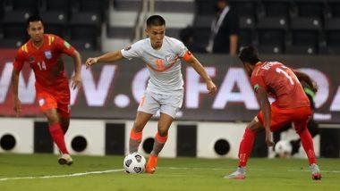 FIFA World Cup Qualifiers: सुनील छेत्री ने तोड़ा लियोनेल मेसी का रेकॉर्ड, बने सबसे ज्यादा गोल करने वाले दूसरे खिलाड़ी