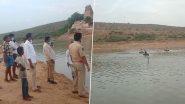 आंध्र प्रदेश में Penna नदी में नहाने गए 3 लोगों की डूबने से मौत, 1 लापता