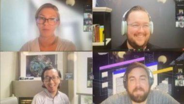 बॉस के साथ ऑनलाइन मीटिंग के दौरान महिला के साथ हुआ कुछ ऐसा… अपनी हंसी नहीं रोक पाए सभी कर्मचारी (Watch Viral Video)