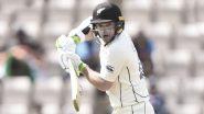 ICC WTC Final Day 6: दूसरी पारी में न्यूजीलैंड की सधी शुरुआत, टी तक बनाए 19/0