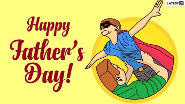 Father's Day 2021 Wishes: फादर्स डे पर ये Messages और HD Images भेजकर दें शुभकामनाएं