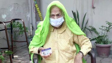 Haryana: गुरुग्राम में 99 साल की एक महिला ने नहीं मानी हार, होम क्वारंटीन में रहकर दी कोरोना को मात