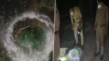 Noida Encounter: एटीएम तोड़ने वाले बदमाशों के साथ नोएडा पुलिस की मुठभेड़, दो बदमाश तमंचे के साथ गिरफ्तार