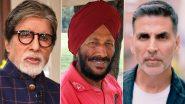 Milkha Singh Passes Away: मिल्खा सिंह के निधन से शॉक में सेलिब्रिटीज, Amitabh Bachchan-Akshay Kumar समेत इन सेलेब्स ने दी श्रद्धांजलि